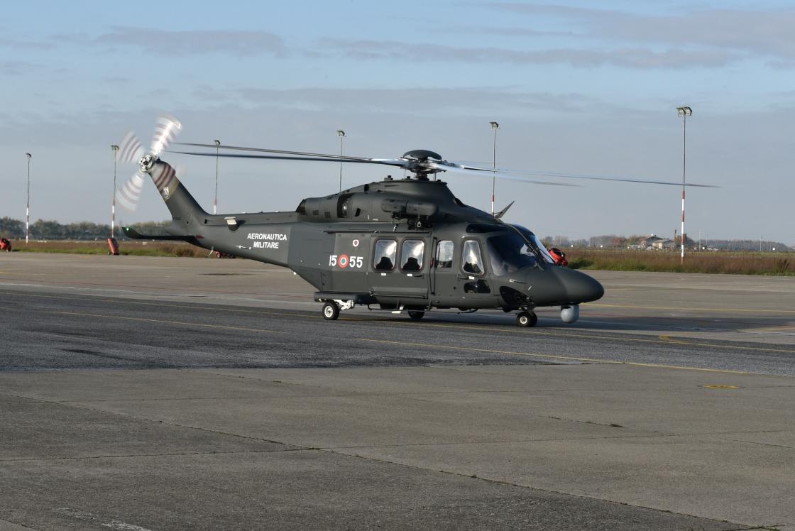 HH-139B - Photo Aeronautica Militare