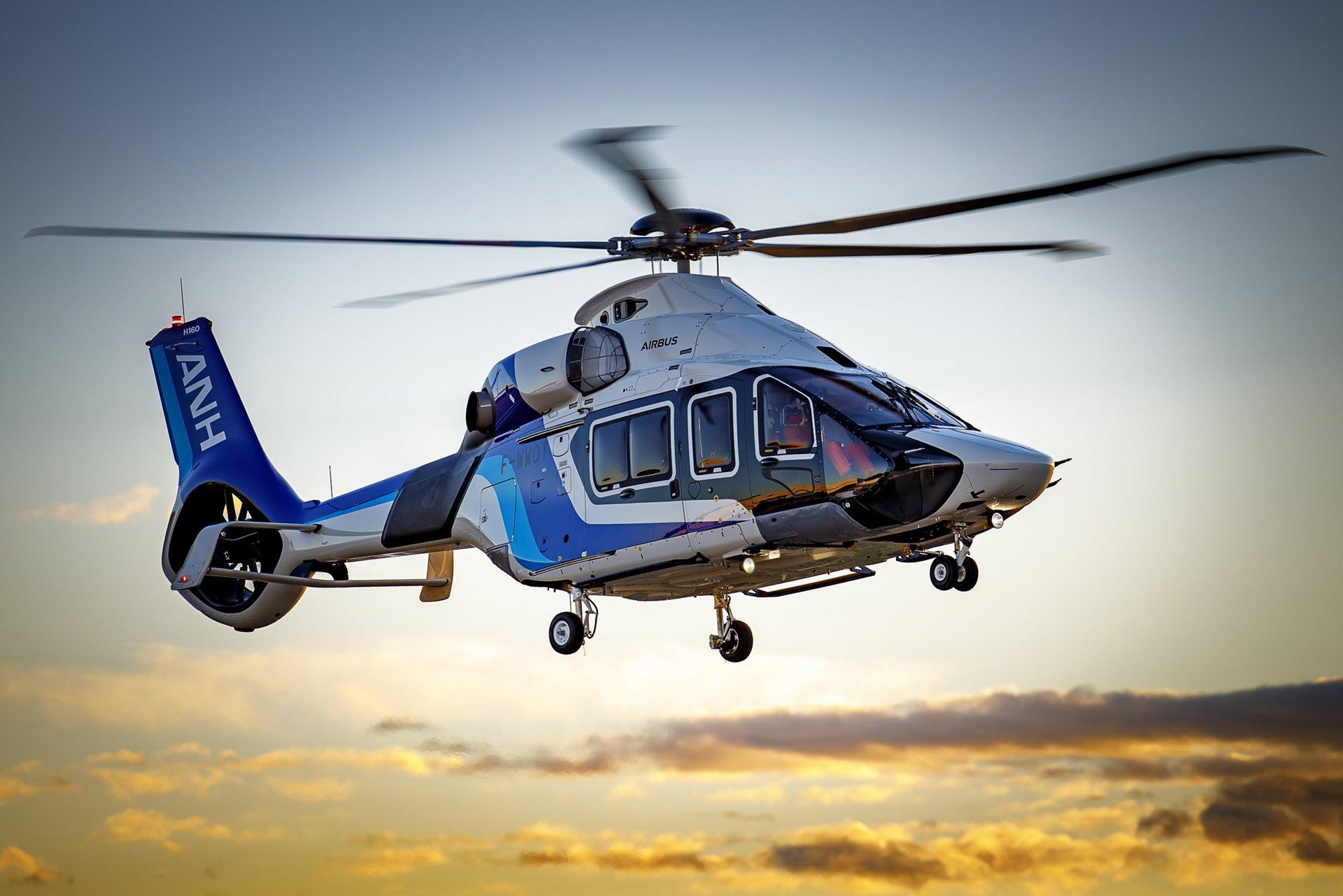 H160_ANH-First-flight
